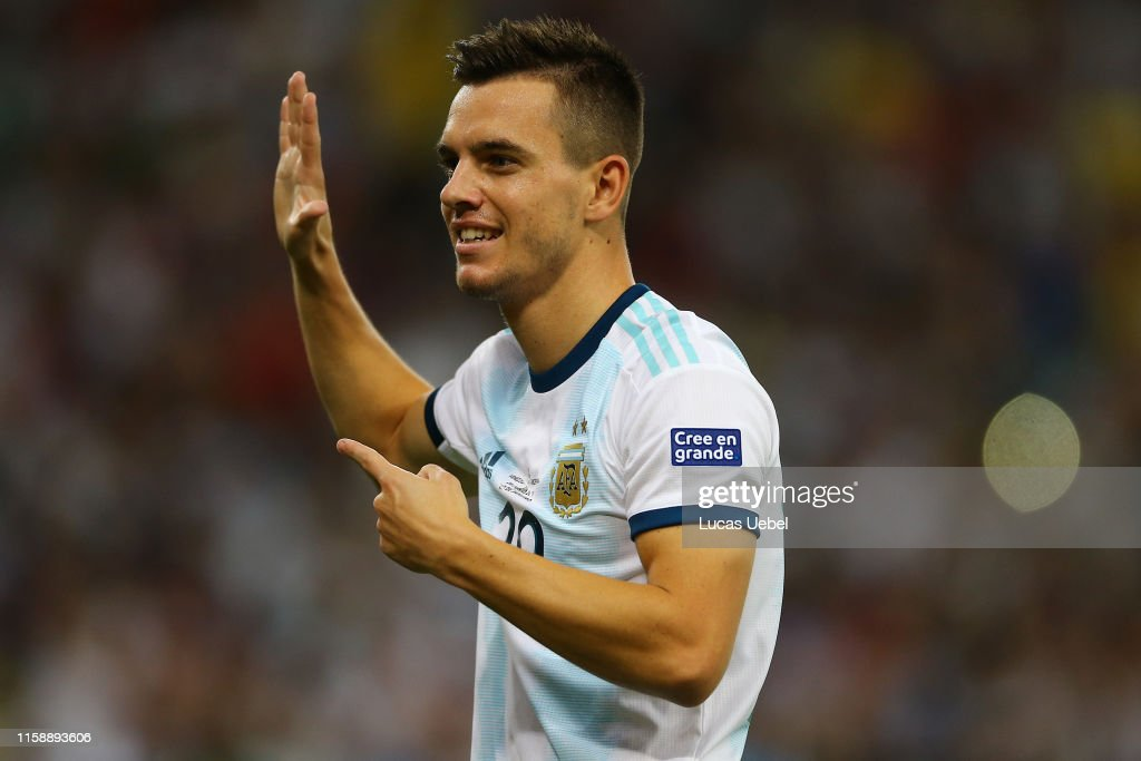 Argentina v Venezuela: Quarterfinal - Copa America Brazil 2019 : News Photo