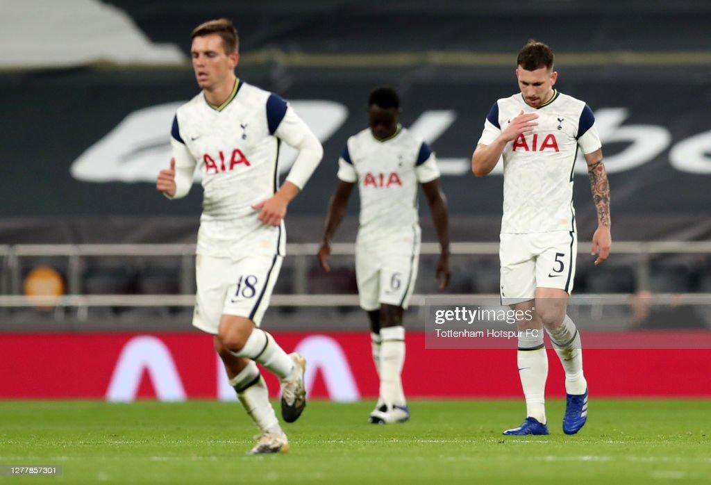 Tottenham Hotspur v Maccabi Haifa: UEFA Europa League Play-Off : News Photo