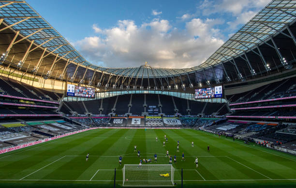 GBR: Tottenham Hotspur v Everton FC - Premier League