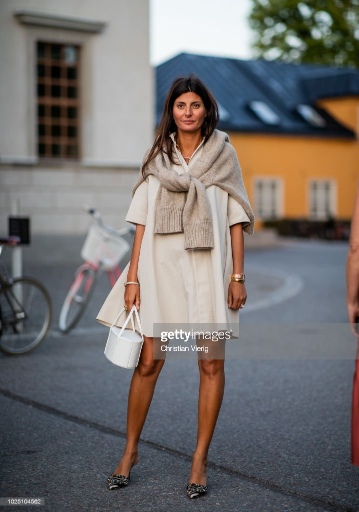 Day 2 - Street Style - Stockholm Runway SS19 : News Photo