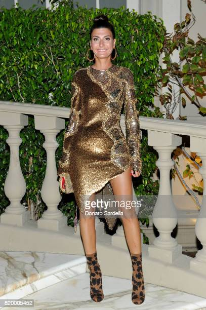 Giovanna BattagliaEngelbert at BALMAIN celebrates first Los Angeles boutique opening and Beats by Dre collaboration on July 20 2017 in Beverly Hills...