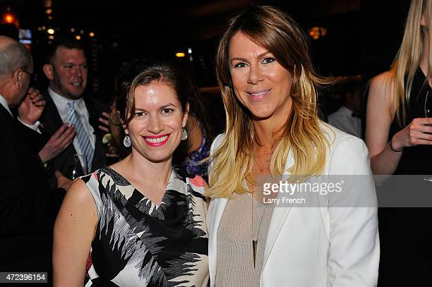 Giovanna Gray Lockhart and Kate Glassman and attend Mastro's Steakhouse Grand Opening Celebration at Mastro's Steakhouse on May 6 2015 in Washington...