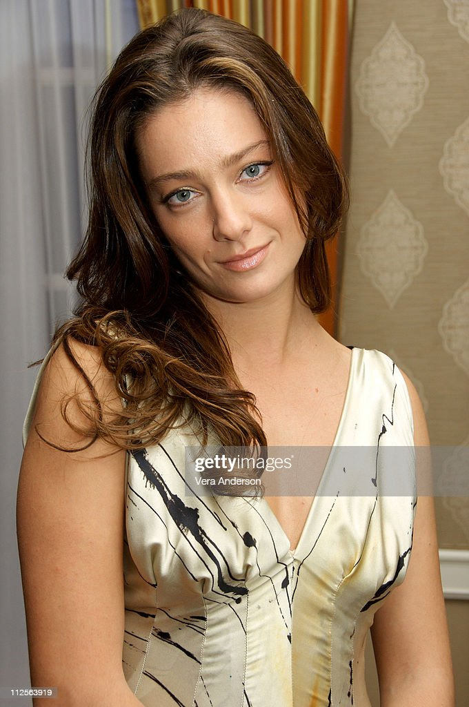 Giovanna Mezzogiorno at the 'Love In the Time of Cholera' press conference at the Four Seasons Hotel on November 11, 2007 in Beverly Hills, California.