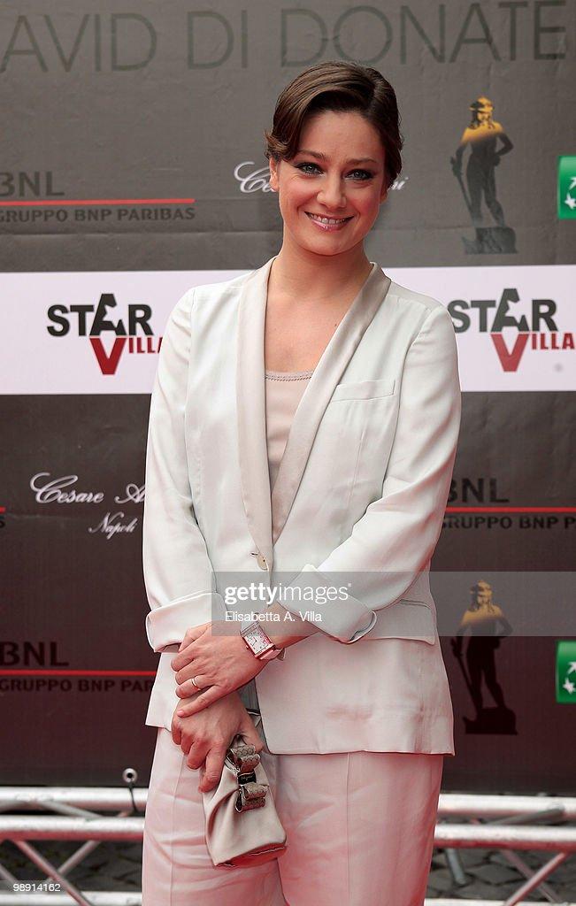 David Di Donatello - Italian Movie Awards: Arrivals