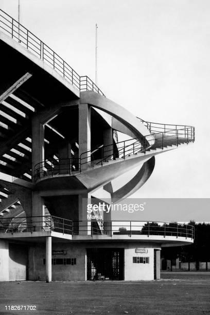 Giovanni berta stadium, florence 30s.