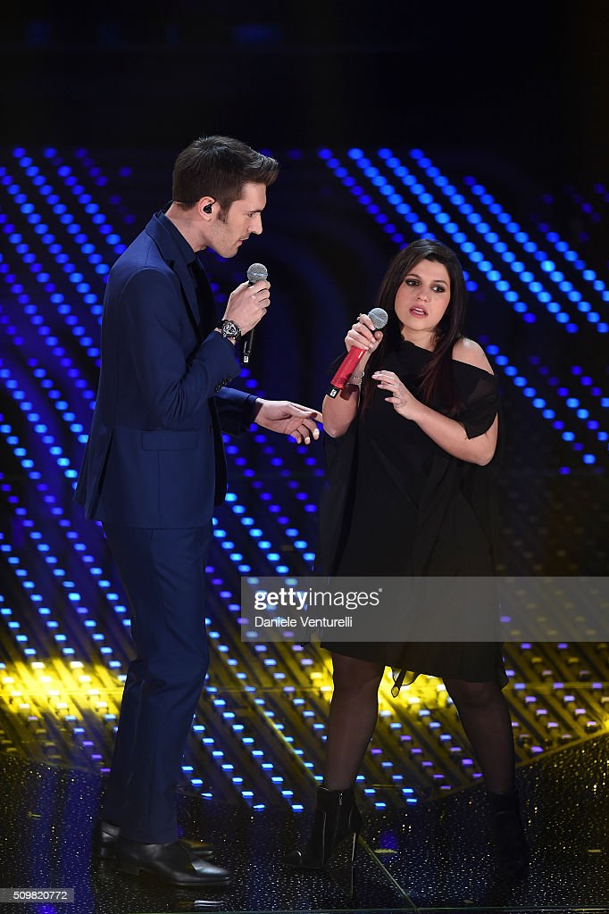 Sanremo 2016 - Day 4 : News Photo