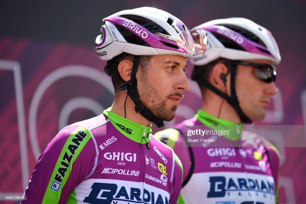 104th Giro d'Italia 2021 - Stage 17 : ニュース写真