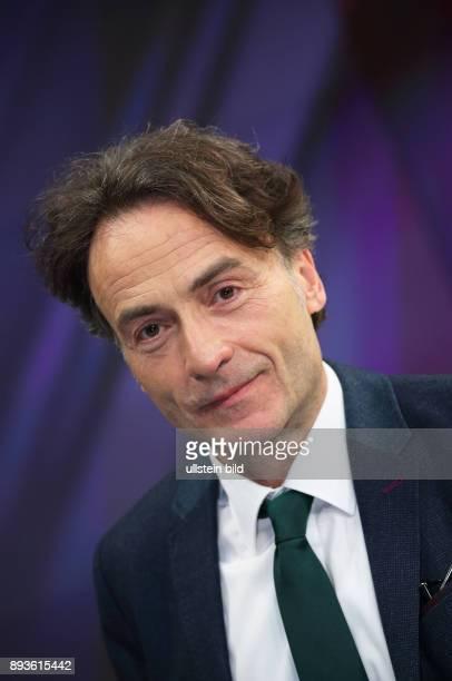 Giovanni di Lorenzo in der ZDFTalkshow maybrit illner spezial am in Berlin Wahlen im Land Quittung für Berlin
