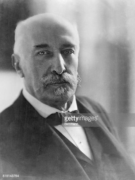 Giovanni Giolitti was Prime Minister of Italy five times in the early years of the 20th Century.