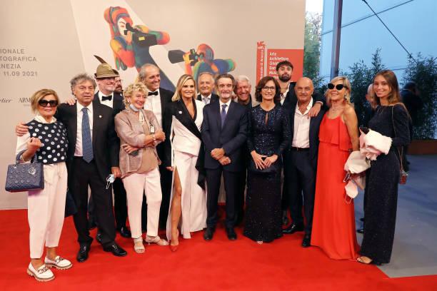 """ITA: """"Le 7 Giornate Di Bergamo"""" Red Carpet - The 78th Venice International Film Festival"""