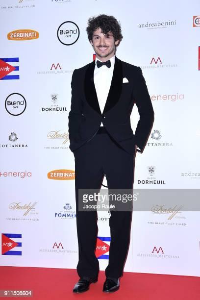 Giovanni Masiero attends the Alessandro Martorana Party on January 28 2018 in Milan Italy