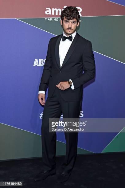 Giovanni Masiero attends the amfAR Gala Milano 2019 at Palazzo Mezzanotte on September 21 2019 in Milan Italy