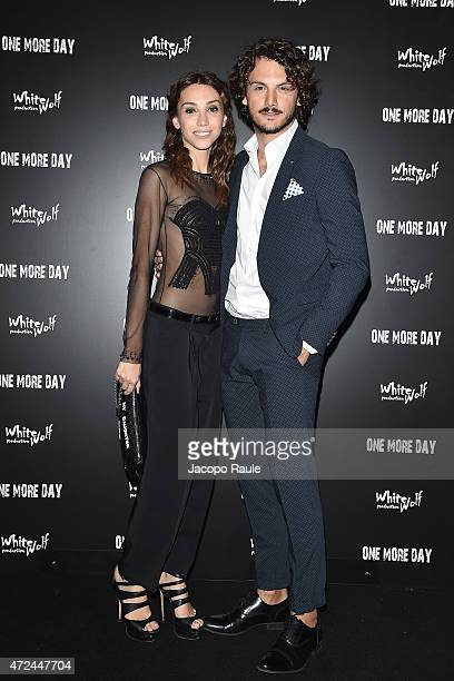 Giovanni Masiero attends the 'One More Day' premiere on May 7 2015 in Milan Italy