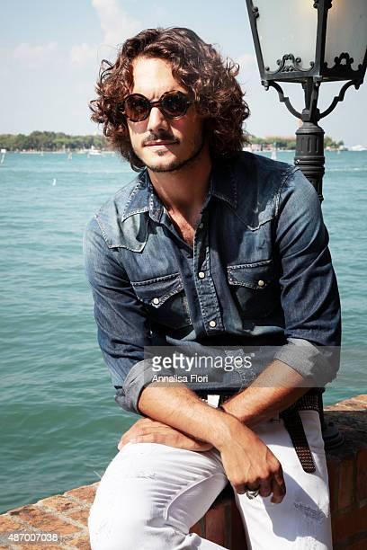Giovanni Masiero attends the Villa Laguna during the 72nd Venice Film Festival at Hotel Villa Laguna on September 4 2015 in Venice Italy