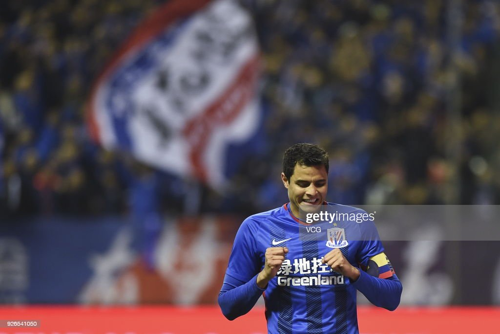 Shanghai Shenhua v Changchun Yatai - Chinese Super League