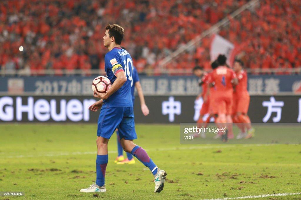 Shandong Luneng v Shanghai Shenhua - Chinese Super League