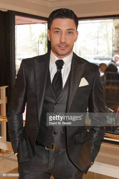 Giovanni Pernice attends the TRIC Awards 2018 held at The Grosvenor House Hotel on March 13 2018 in London England