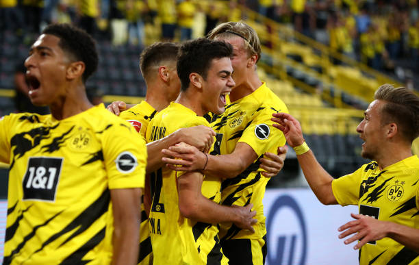 DEU: Borussia Dortmund v Borussia Moenchengladbach - Bundesliga