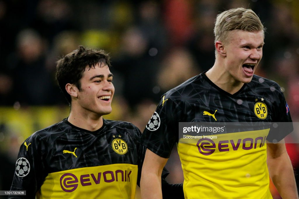 Borussia Dortmund v Paris Saint Germain - UEFA Champions League : News Photo