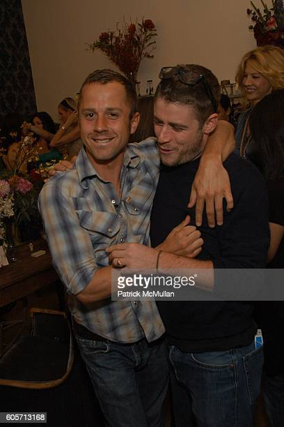 Giovanni Ribisi and Jon Abrahams attend Some Odd Rubies to Open West Coast Store Hosted by Gran Centenario Tequila at Los Angeles on October 3 2006