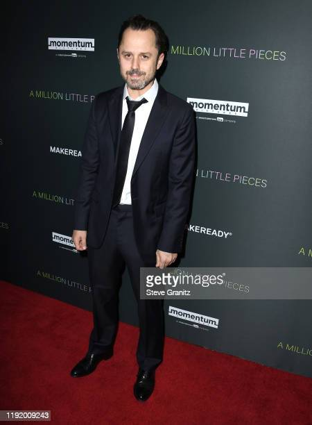 """Giovanni Ribisi arrives at the """"A Million Little Pieces"""" at The London Hotel on December 04, 2019 in West Hollywood, California."""