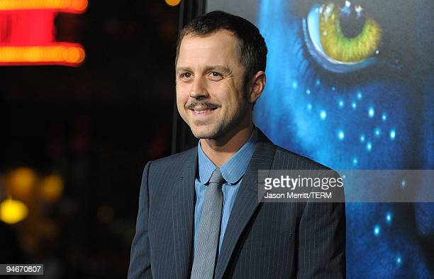 Giovanni Ribisi attends the Los Angeles premiere of 'Avatar' at Grauman's Chinese Theatre on December 16 2009 in Hollywood California