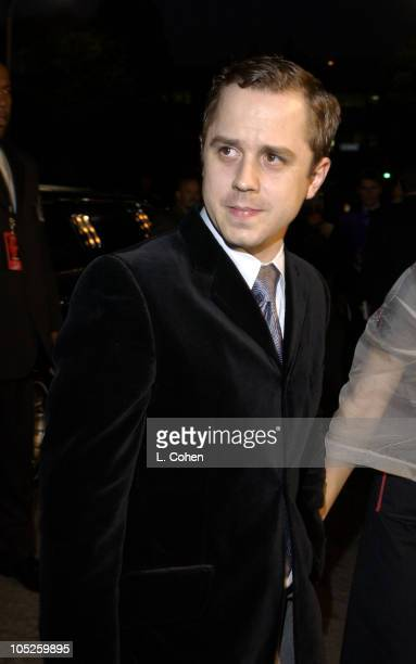 """Giovanni Ribisi during """"Veronica Guerin"""" - Los Angeles Premiere - Red Carpet at The Bruin Theater in Westwood, California, United States."""