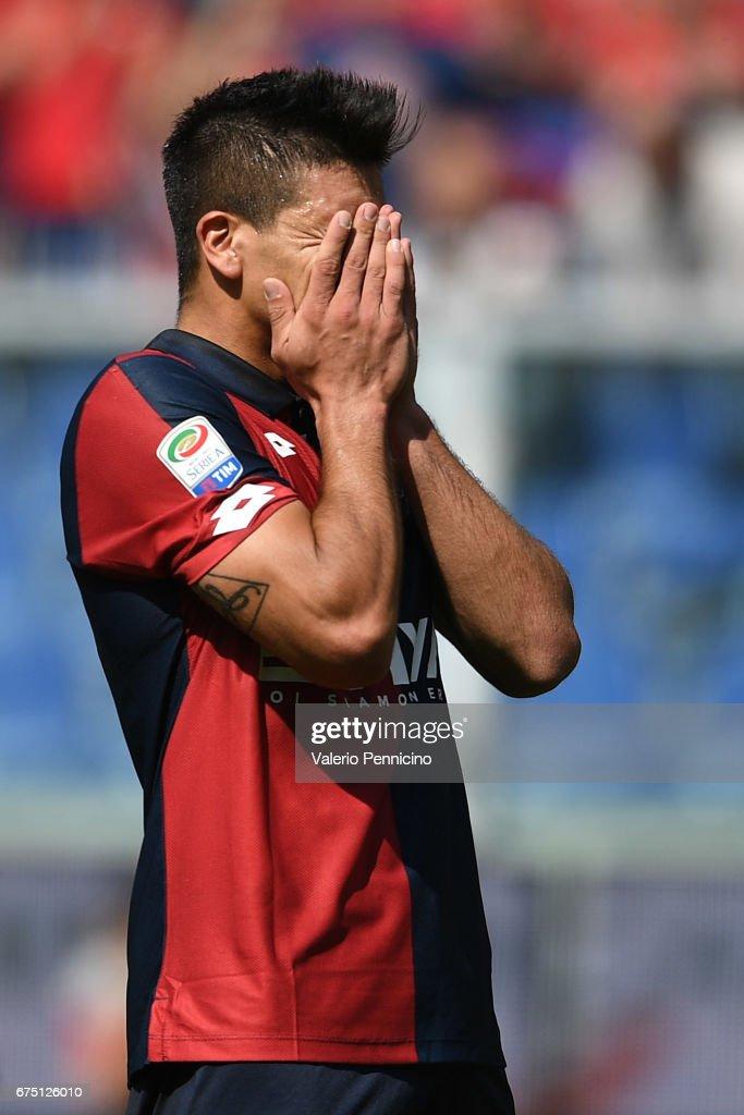 Genoa CFC v AC ChievoVerona - Serie A : Foto di attualità