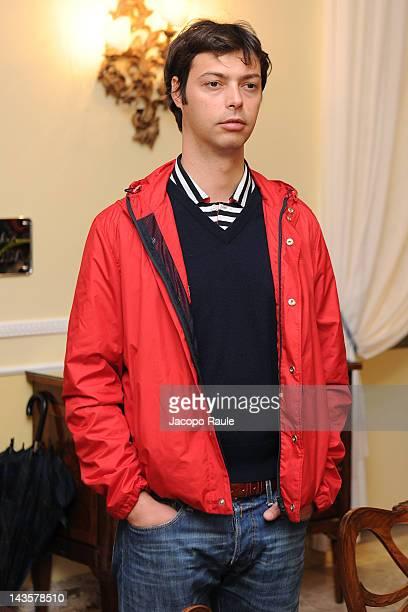Giovanni Tronchetti Provera attends the press conference during regate Pirelli on April 29, 2012 in Santa Margherita Ligure, Italy.