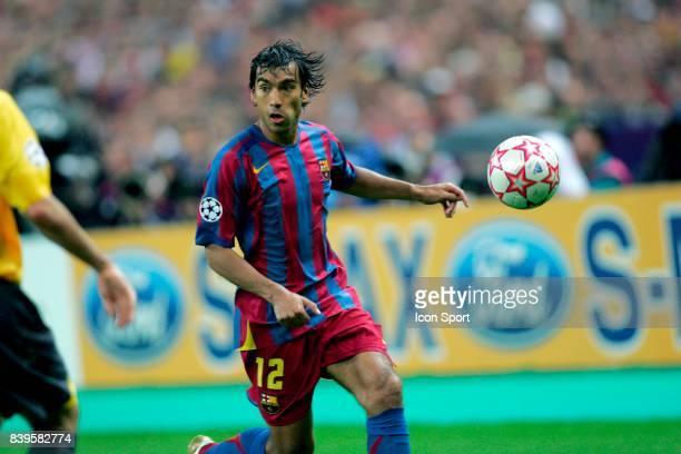 Giovanni VAN BRONCKHORST Fc Barcelone / Arsenal Finale de la Ligue des Champions Stade de France Paris
