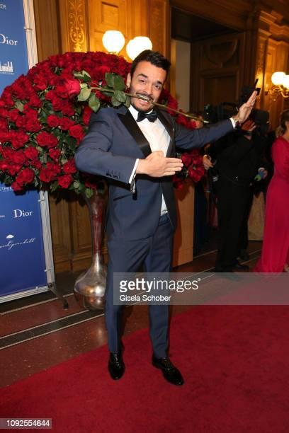 Giovanni Zarrella during the 14th Semper Opera Ball 2019 at Semperoper on February 1 2019 in Dresden Germany