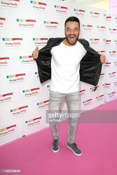 Giovanni Zarrella during the Ernsting's family Fashion Show 2019 on July 11 2019 in Hamburg Germany