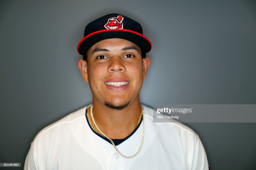 2018 Cleveland Indians Photo Day : News Photo
