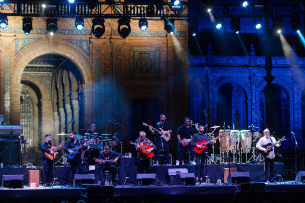 ESP: Gipsy Kings By Andre Reyes - Iconica Sevilla Fest 2021