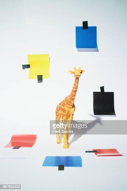 Giraffe Composition