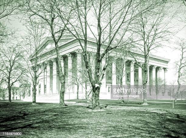 Girard College Philadelphia Vintage Photograph