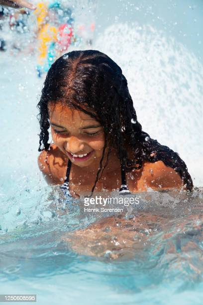 girl 11-12 years old on holiday - 12 13 years stock pictures, royalty-free photos & images