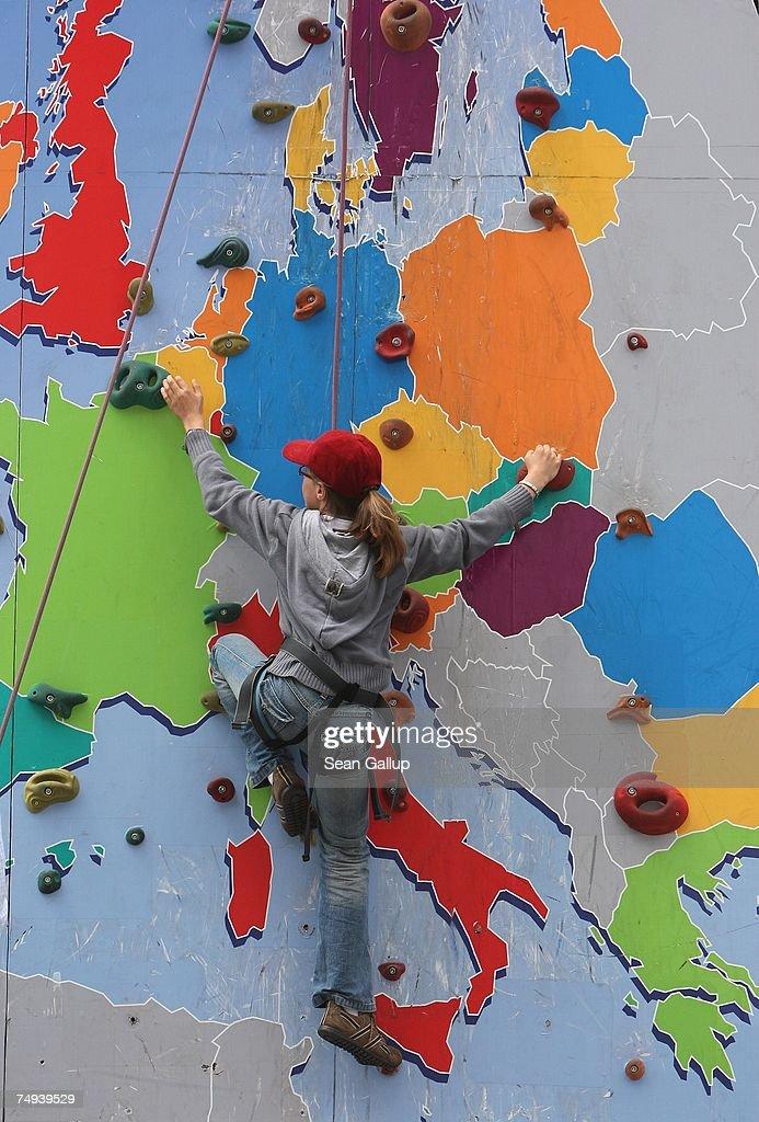 European Union Turns 50 : ニュース写真