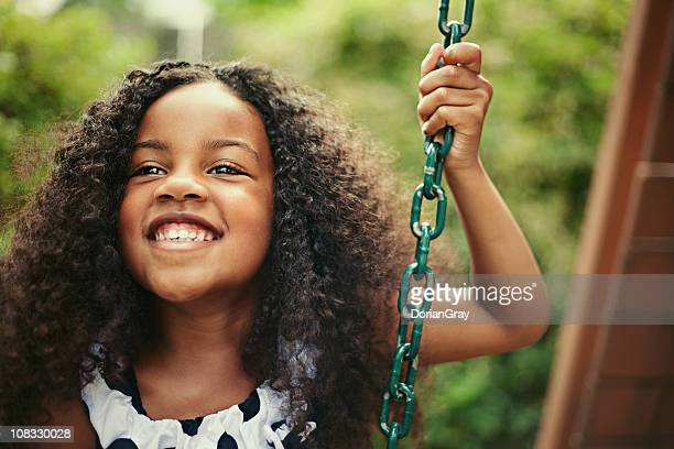 girl at play - young tiny girls stock photos and pictures