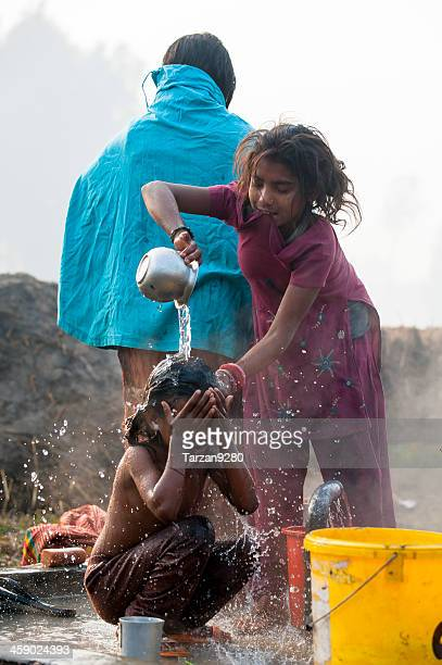 60 Top Indian Girls Bathing Pictures, Photos,  Images - Getty Images-8751
