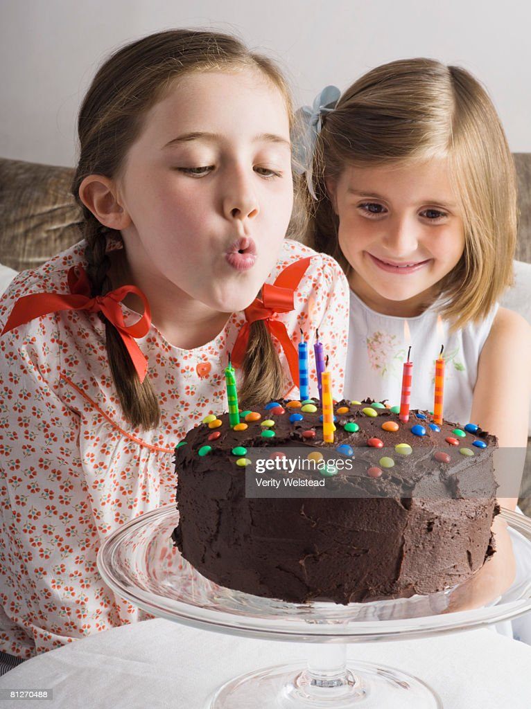 Virtual Birthday Cake To Blow Out Candles