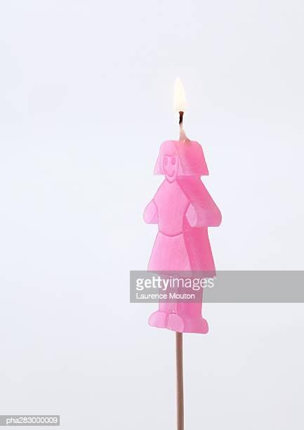 Girl candle