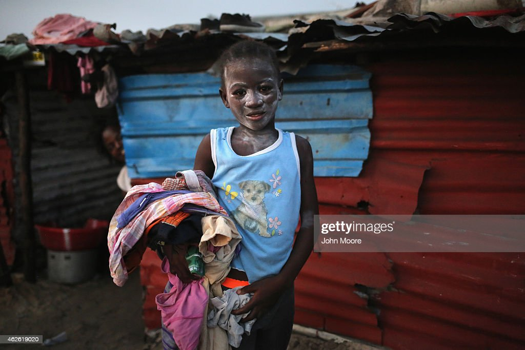 Liberia Turns Towards Normalcy As Fight Continues To Eradicate Ebola : News Photo