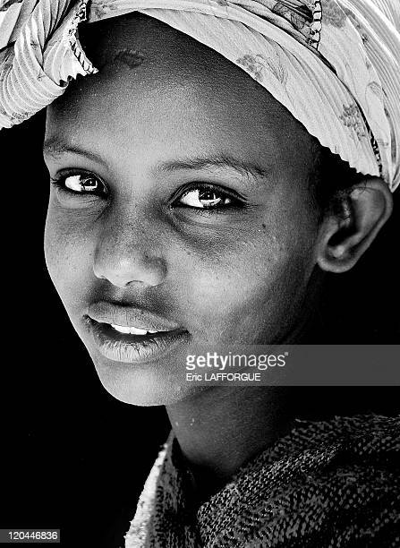Girl from Senafe in Eritrea Eritrean girl is from Senafe a busy market town in southern Eritrea on the edge of the Ethiopian highlands The...