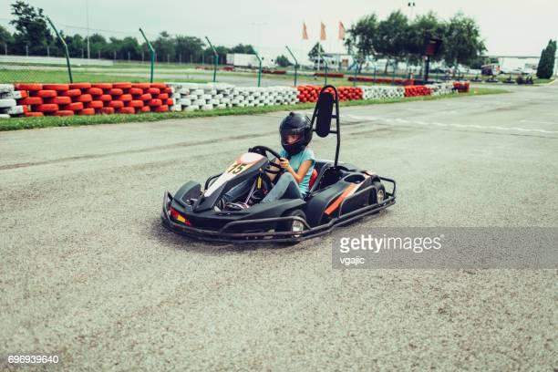 Girl go-Karts