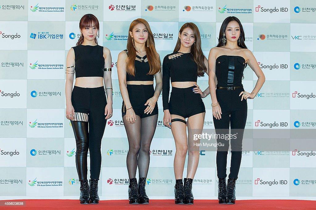 2014 Incheon K-Pop Concert In Incheon : News Photo