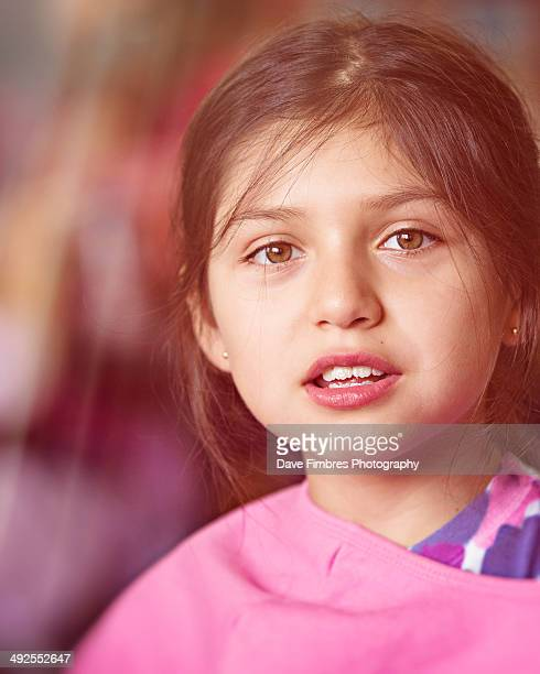 girl in pink at easter time - mclean virginia stock pictures, royalty-free photos & images