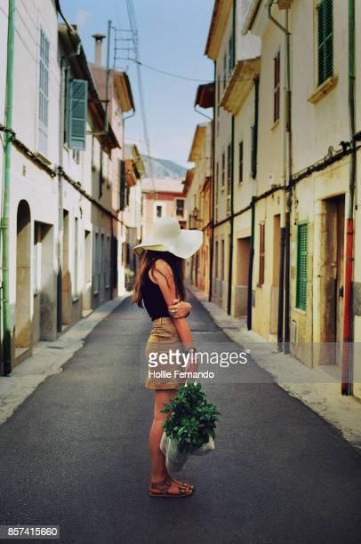 Girl in Spanish Town