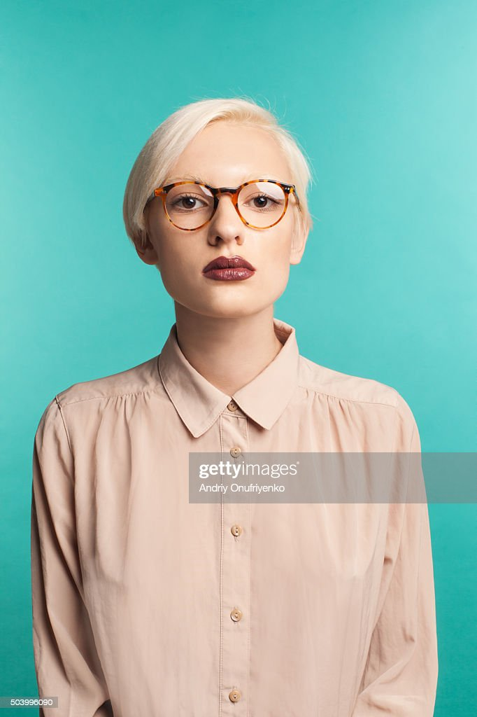 Girl in sunglasses : Stock Photo