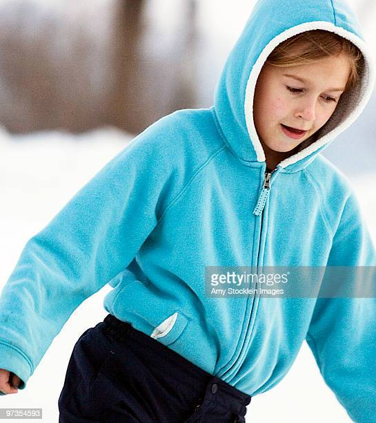girl in sweatshirt skating - amy freeze stock pictures, royalty-free photos & images